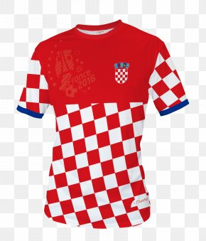 Football - UEFA Euro 2016 Croatia National Football Team World Cup Fashion Sport PNG