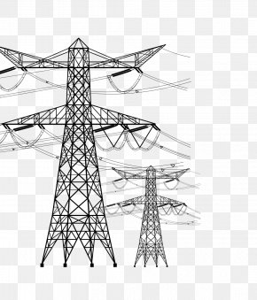 High-voltage Wire Rods And Wires Draft Material - High Voltage Wire High-voltage Cable Electrical Cable PNG