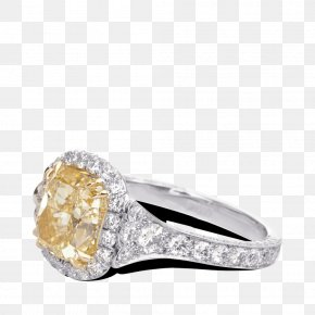 Diamonds - Jewellery Ring Gemstone Clothing Accessories Silver PNG