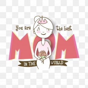 Vector Mother's Day - Mother's Day Gift Wish Woman PNG