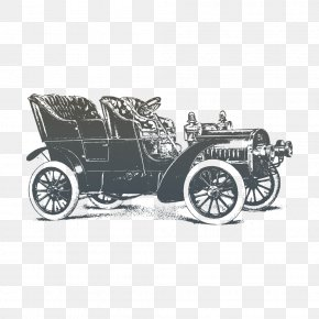 Ancient Car - Classic Car United States Peerless Motor Company Traffic Collision PNG