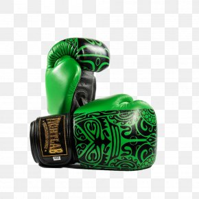 Thai Boxing - Boxing Glove Muay Thai Kickboxing K-1 PNG