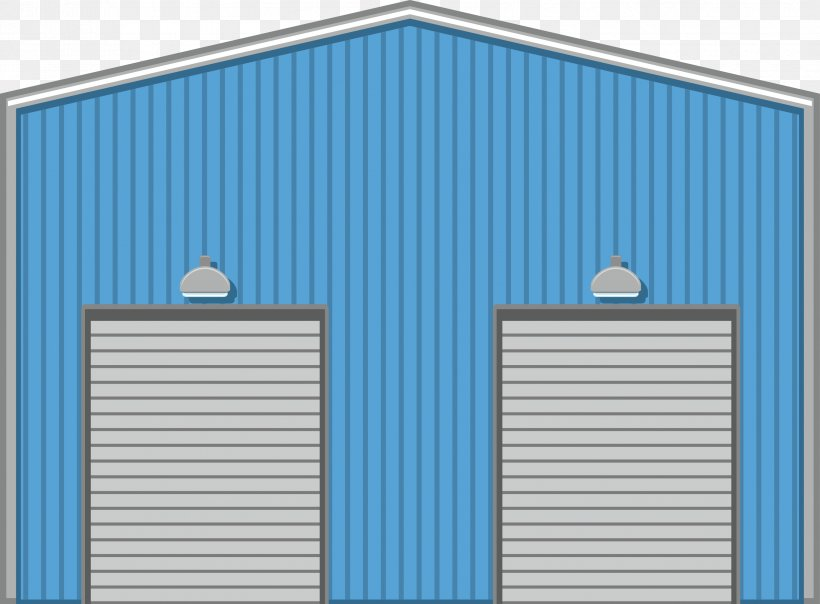 Euclidean Vector Warehouse, PNG, 3405x2510px, Warehouse, Animation, Building, Designer, Door Download Free