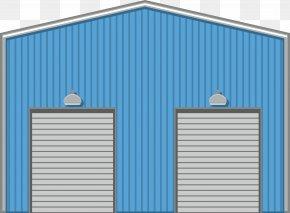 Cartoon Warehouse Design - Euclidean Vector Warehouse PNG
