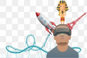 Virtual Reality - Oculus Rift Virtual Reality Headset Oculus VR PNG