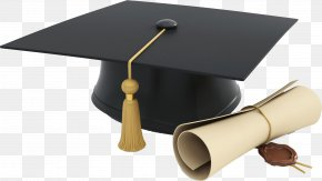 DIPLOMA - Square Academic Cap Graduation Ceremony Diploma Clip Art PNG