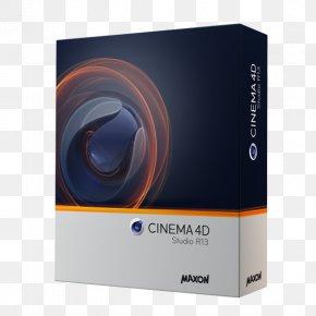 Cinema 4d - Cinema 4D 3D Computer Graphics Visualization Computer Software 3D Modeling PNG