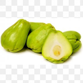 Vegetable - Chayote Organic Food Vegetable Cucurbita Health PNG