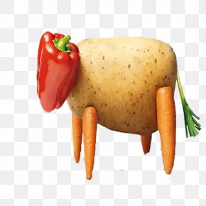 Vegetable Goat - Goat Vegetable Sheep PNG