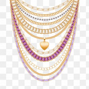 Exquisite Jewelry Diamond Ring - Necklace Jewellery Pearl Chain PNG
