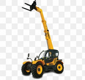 Krasnoselsky District Saint Petersburg - Telescopic Handler DIECI S.r.l. Forklift Heavy Machinery Agriculture PNG