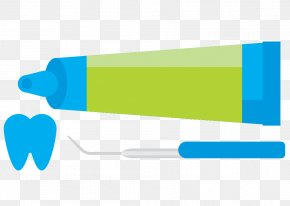 Vector Cartoon Toothpaste Extraction Device - Mouthwash Toothpaste Toothbrush PNG