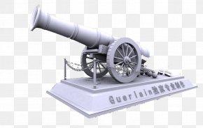 Artillery Sculpture - Cannon Sculpture Artillery PNG