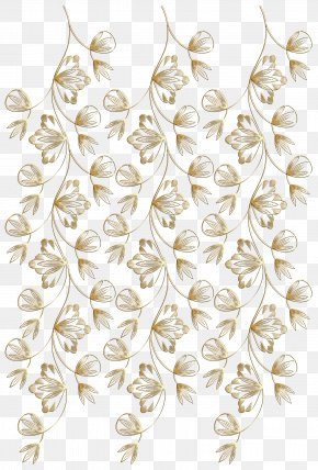 Golden Bar Leaf Vector - Download Euclidean Vector Pattern PNG