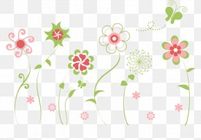 Abstract Floral - Floral Design Flower Brush Abstract PNG