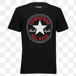 T-shirt - T-shirt Clothing Chuck Taylor All-Stars Nike PNG