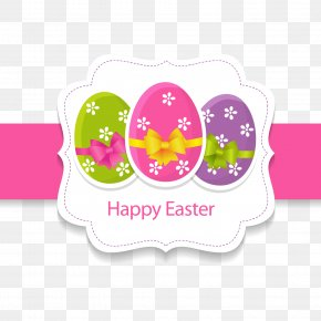 Fresh Easter Egg Greeting Card Vector - Easter Bunny Wedding Invitation Greeting Card Easter Egg PNG