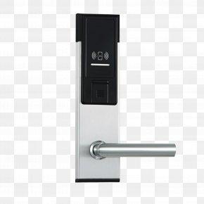 Electronic Locks - Electronic Lock Door Steel Electronics PNG