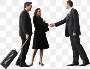 Business People Shake Hands - Resource Business Handshake Icon PNG