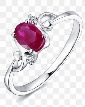 Ruby Ring - Ruby Ring Euclidean Vector PNG