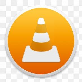 MacOS - VLC Media Player MacOS OS X Yosemite PNG