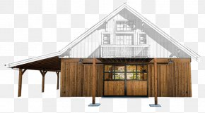 Garage Workshop - Pole Building Framing Apartment Barn House PNG