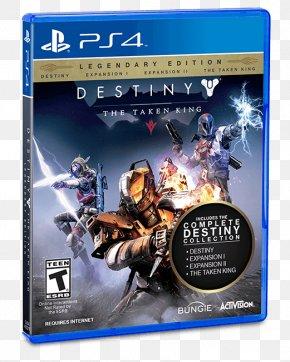 Destiny - Destiny: The Taken King Destiny: Rise Of Iron Destiny 2 PlayStation 4 Diablo III PNG