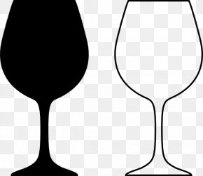 Wine Glass Vector - Champagne Glass Wine Glass Material PNG