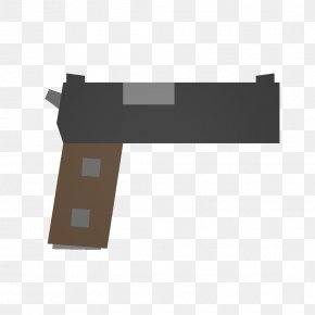 Hand Gun - Unturned Colt's Manufacturing Company Weapon Firearm Ammunition PNG
