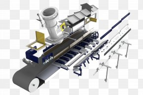 Technology - Conveyor System Conveyor Belt Technology Machine Bulk Material Handling PNG