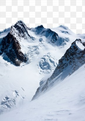 Beautiful White Snow Scenery HD Pictures - Blue Sky Colorful Flowers Oceanography Mountain Atmosphere Of Earth PNG