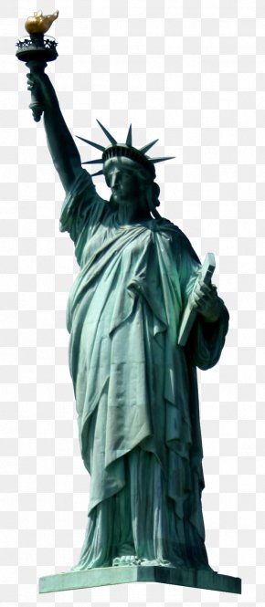 New York - Statue Of Liberty Staten Island Ferry The New Colossus PNG