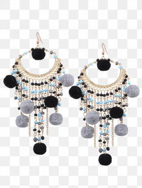 Jewellery - Earring Bead Tassel Clothing Jewellery PNG