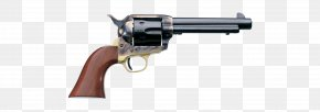 Revolver Shoot - A. Uberti, Srl. Colt Single Action Army Firearm Revolver .45 Colt PNG