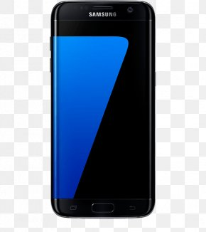 Samsung - Samsung GALAXY S7 Edge Smartphone Telephone LTE Android PNG