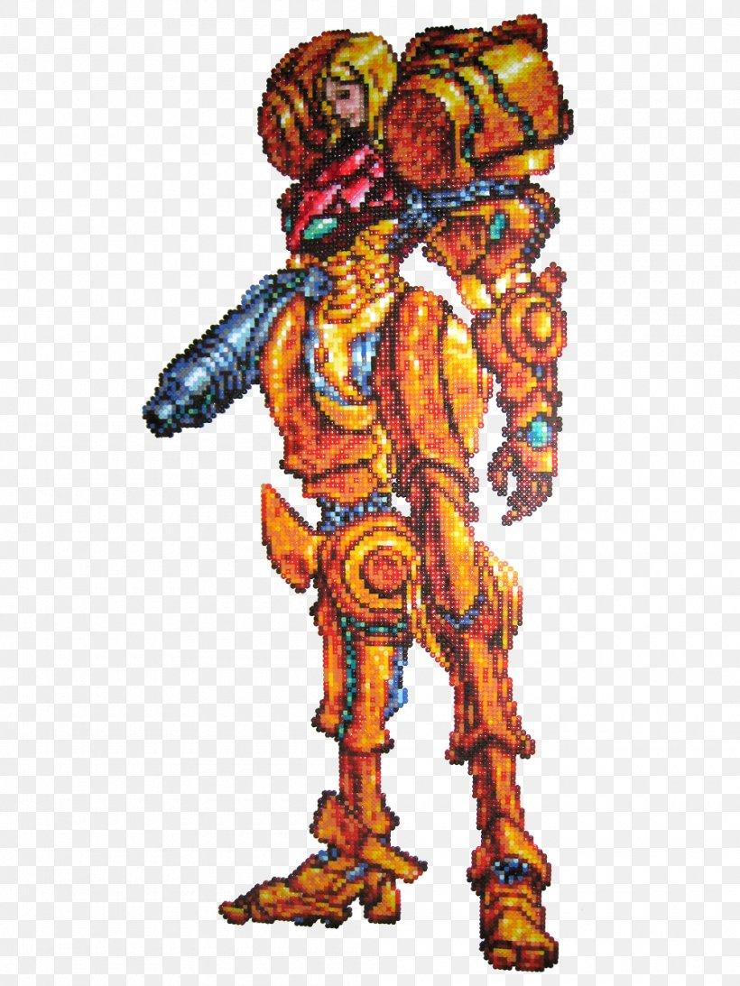Metroid Prime Super Metroid Samus Aran Sprite Pixel Art Png