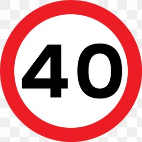 Traffic Signs - Traffic Sign Speed Limit Warning Sign Regulatory Sign PNG