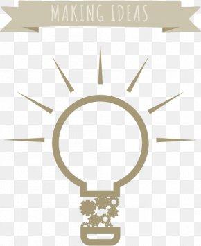 Bulbs Burst Of Creative Thinking - Idea Creativity Template PNG