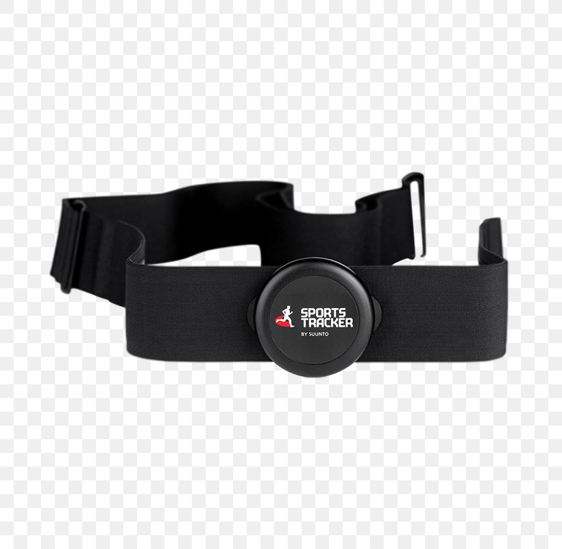 Suunto Oy Sports Tracker Heart Rate Monitor Sensor Suunto Ambit3 Smart Belt SS020566000 Watch, PNG, 800x800px, Suunto Oy, Activity Tracker, Belt, Black, Bluetooth Low Energy Download Free