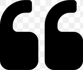 Kartikeya - Quotation Mark Symbol Font Awesome PNG