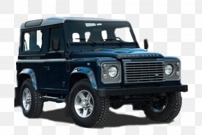 Rover Company - 1995 Land Rover Defender Car Pickup Truck Sport Utility Vehicle PNG