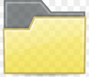 Folders - Directory Clip Art PNG