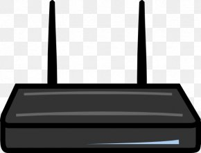 Access Cliparts - Wireless Router Wi-Fi Clip Art PNG