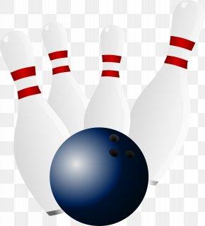 Bowling - Bowling Ball Bowling Pin Clip Art PNG