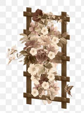 Flower Ladder - Flower Floral Design Clip Art PNG