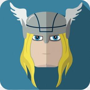 Superhero Phone Icon-,icon - Thor Superhero Icon PNG