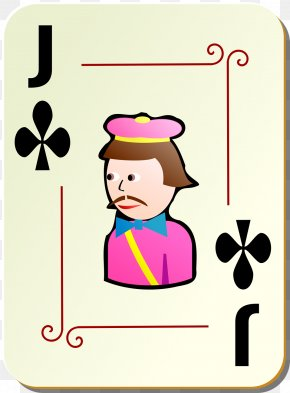 King Playing Card - Jack Playing Card King Card Game Queen Of Clubs PNG