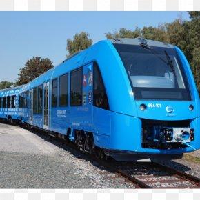 Train - Rail Transport Railroad Car Train Passenger Car InnoTrans PNG