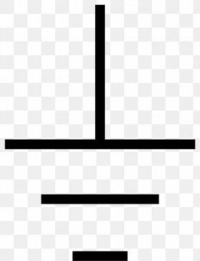 Symbol - Electronic Symbol Ground Wiring Diagram Schematic Circuit Diagram PNG