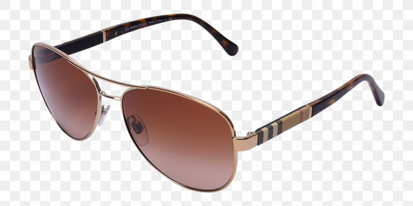 Goggles Sunglasses Burberry Brand, PNG, 1000x500px, Goggles, Brand, Brown, Bulgari, Burberry Download Free